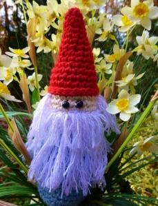 Mr. Gnome Crochet by Darleen Hopkins Pattern