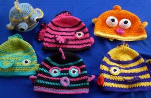 Kissy Kissy Fish Face Crochet Pattern by Darleen Hopkins