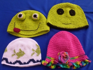 Hats for Halos of Hope