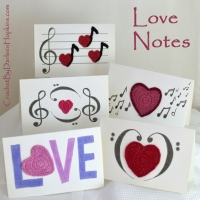 Love Notes make your own Valentines WEB square