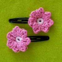 Spring Blossoms Flower Clips