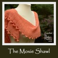 Shawl-Moxie Crochet Pattern