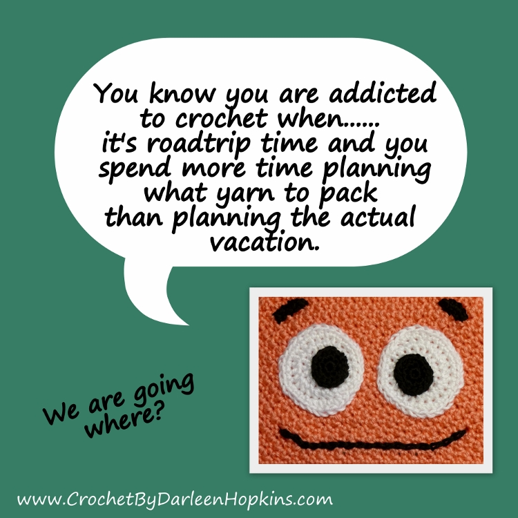 Crochet Funnies Crochet By Darleen Hopkins
