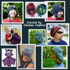 Crochet by Darleen Hopkins Gift-a-Long