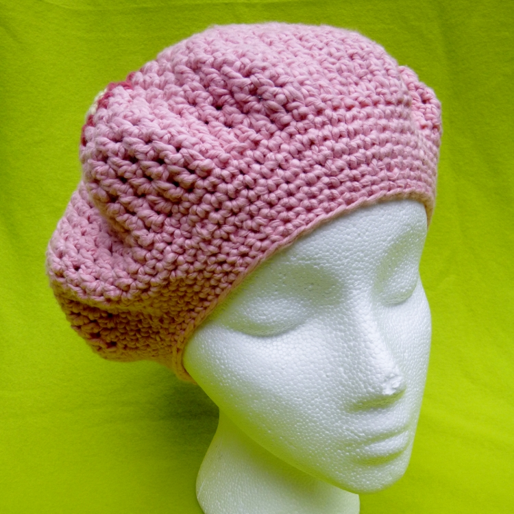 2013 Chemo Hat Challenge Crochet By Darleen Hopkins