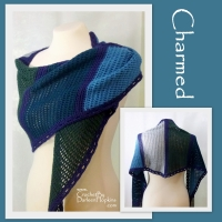 Charmed Shawl Crochet