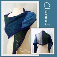 Charmed Shawl Crochet