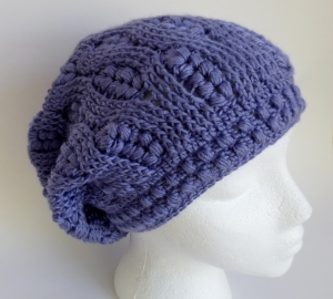 Frostberry hat donated to Halos of Hope