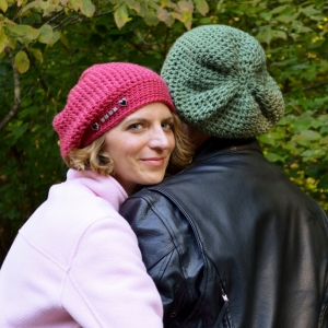 Big Kahuna Slouch Hat http://www.ravelry.com/patterns/library/big-kahuna-unisex-slouch-hat-for-the-entire-family-crochet