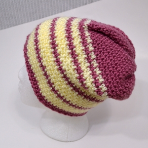 Striped Bentley by Darleen Hopkins crochet pattern