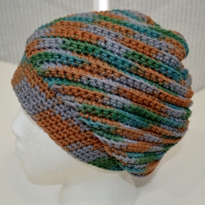 Give it a Whirl Hat http://www.ravelry.com/projects/DarleenHopkins/give-it-a-whirl-hat