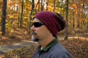 Crochet Hat Pattern for Men (and ladies too!) http://www.ravelry.com/patterns/library/bentley-crocheted-slouch