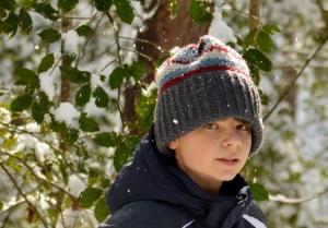 Glacier Crochet Hat Pattern