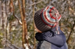 Glacier Crochet Hat Pattern by Darleen Hopkins