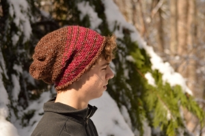 Bentley Crochet Hat Pattern by Darleen Hopkins