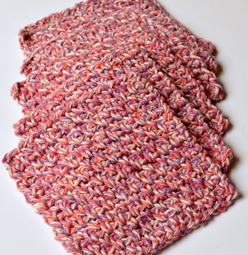 Best-Little-Crocheted-Dishcloth