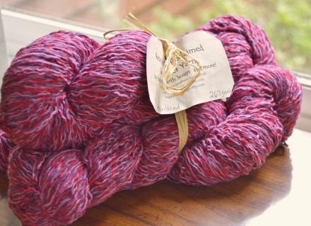 Reclaimed-yarn