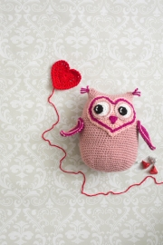 Owl Always Love You crochet pattern by Darleen Hopkins #CbyDH