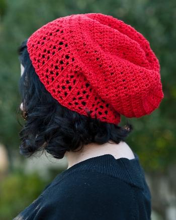 La Ville Slouch Hat by Betty Fay Wallace