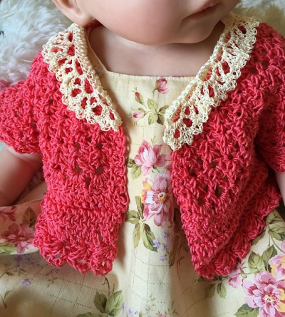 Lucy Lane Sweater by Betty Fay Wallace