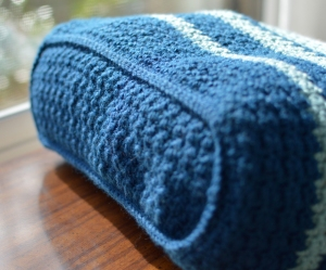 crochet bag pattern, Modern Tote