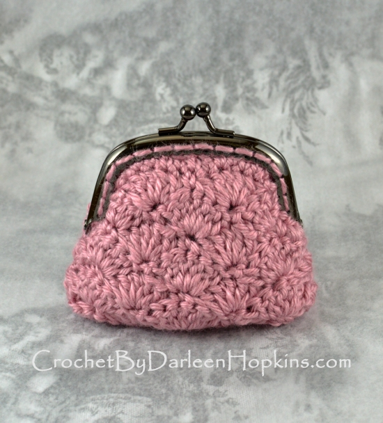 Change purse crochet pattern by Darleen Hopkins