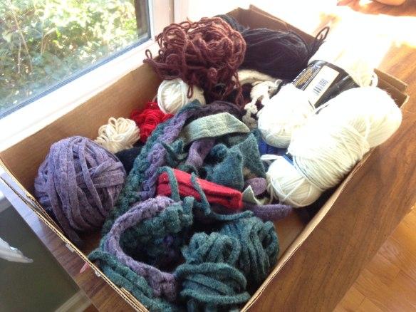 Eco Craft Yarn Balls Aka Dryer Balls Crochet By Darleen Hopkins