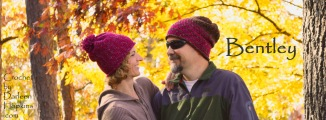 Bentley-Unisex-crochet-hat-pattern-by-Darleen-Hopkins-for men womenFacebook