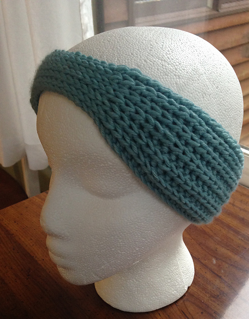 Calgary Ear Warmer Headband
