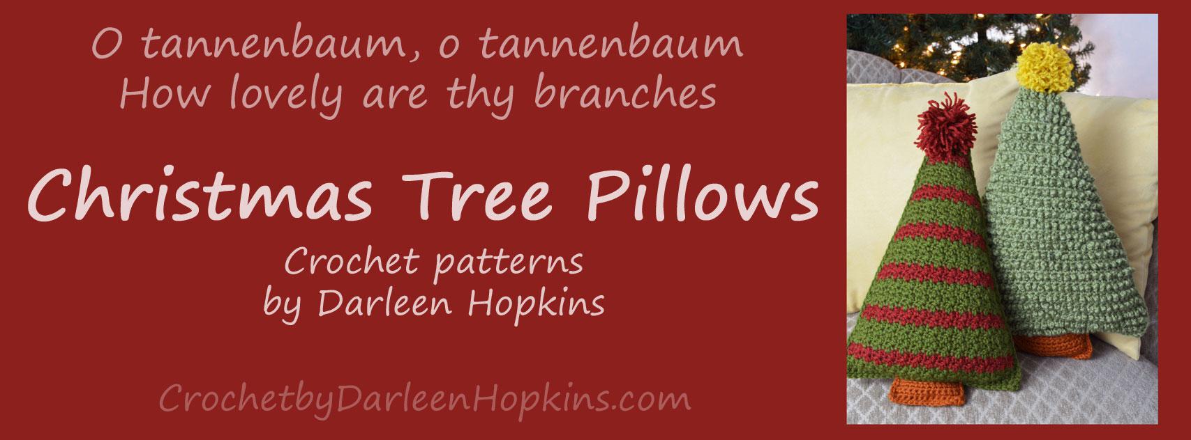 Christmas-Tree-Pillows-crochet-pattern-by-Darleen-Hopkins-1